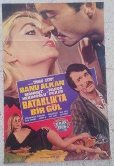 Bataklıkta Bir Gül Türk Erotik Film izle