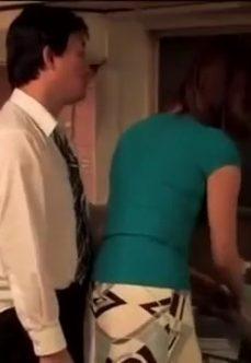 Olgun Kadınla Mutfakta Sex