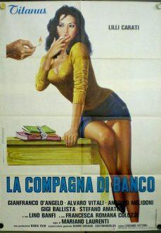Sınıf Arkadaşı İtalyan Erotik Film izle