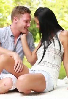 Tatil Köyünde Sex