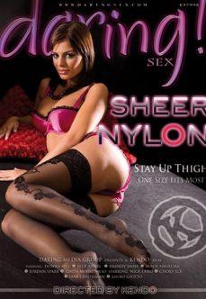 Şeffaf Naylon Çoraplar Konulu Sex