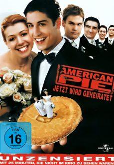 Amerikan Pastası Üçüncü Film +18 izle